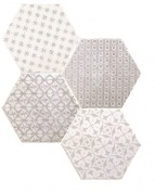 Marrakech Mosaic Gris Hexagon Декор 150х150 мм/56,1